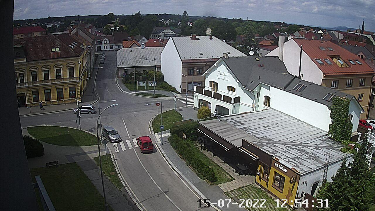 Webcam - Chotěboř